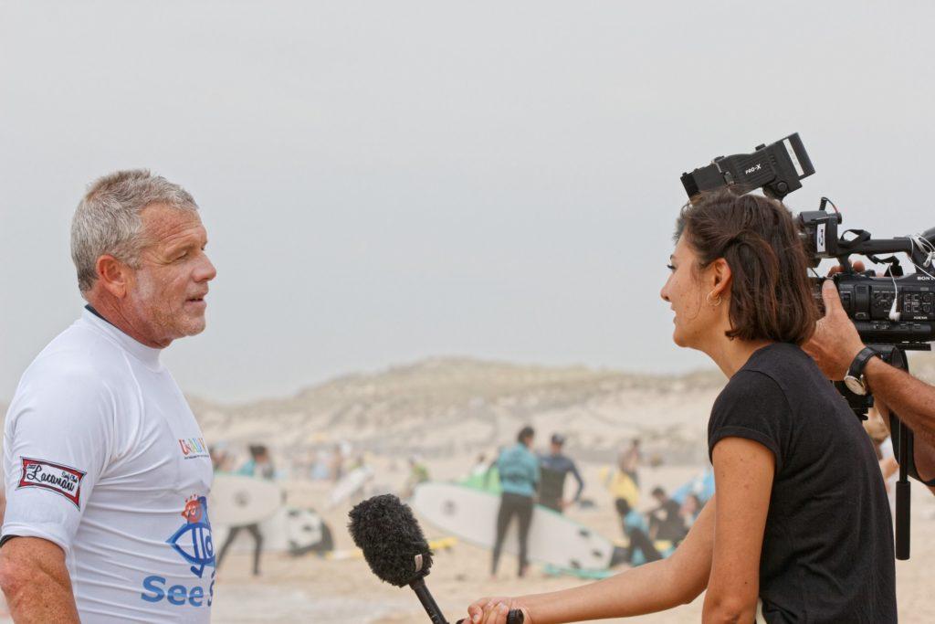 Interview de Yann